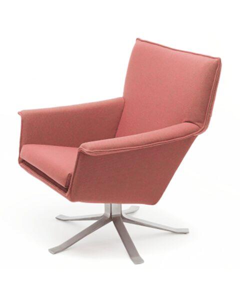 design on stock djenne fauteuil stof leer verschillende kleuren