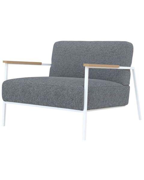 studio henk co lounge fauteuil grijs