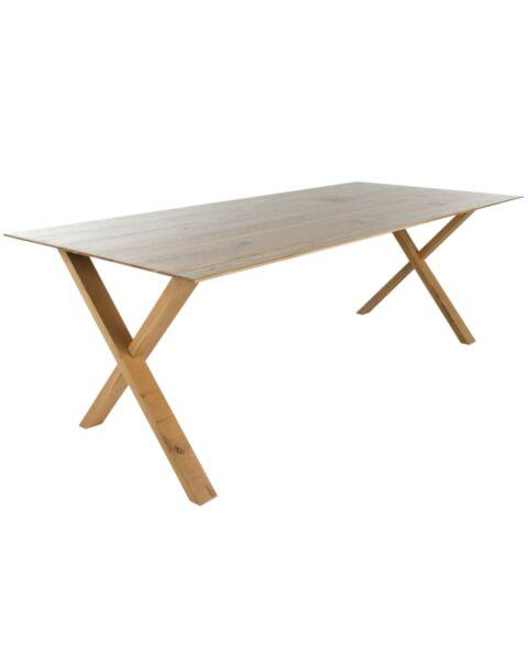 Bert Plantagie Eettafel Xam Wood