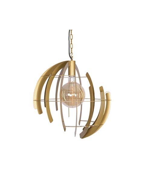 ZTaHL Hanglamp Terra Goud Ø60cm