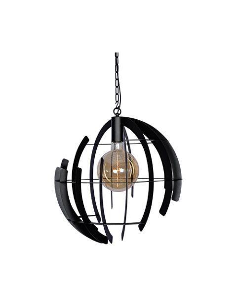 ZTaHL Hanglamp Terra Zwart Ø60cm