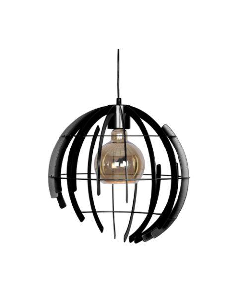 Hanglamp Terra Zwart 2402-9005