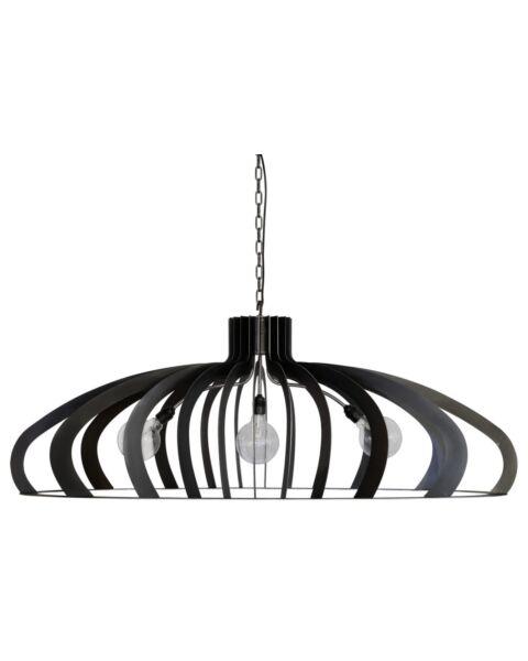ZTaHL Catania Hanglamp zwart