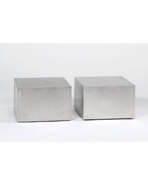 Metaform Salontafel Cubo Twee Delen