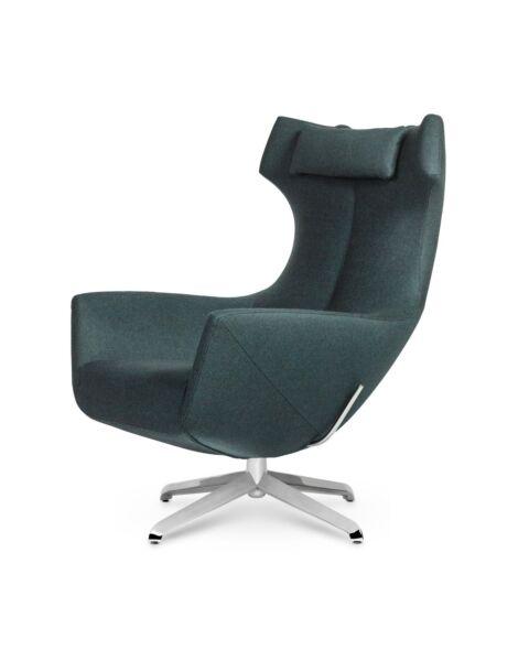 design on stock fauteuil nosto draaifauteuil relaxfauteuil stof leer kleuren verschillende