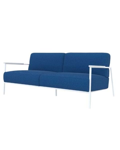 studio henk bank co lounge blauw