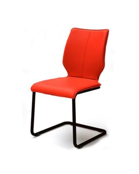 bree stoel luna rood