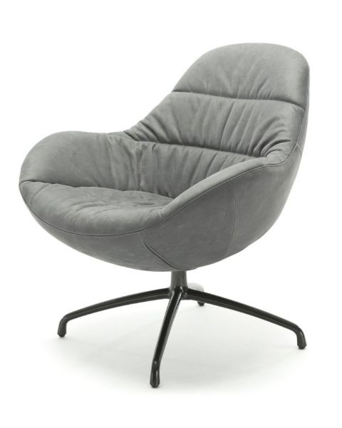 design on stock fauteuil nylo stof leer