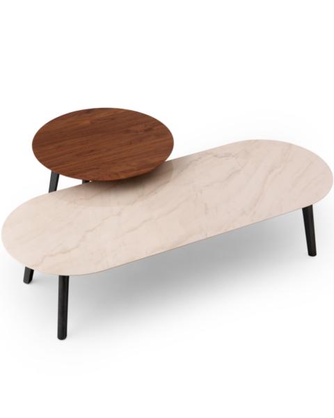 Leolux Design Salontafel Rolan