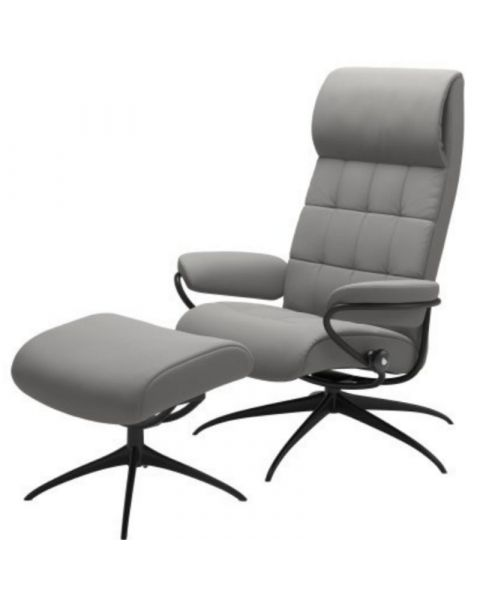 Stressless Relaxfauteuil London High Back