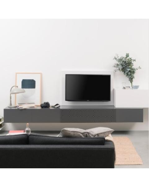 Pastoe Tv-meubel Vision Zwart
