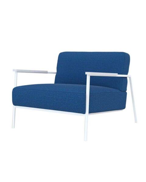 studio henk co lounge fauteuil blauw