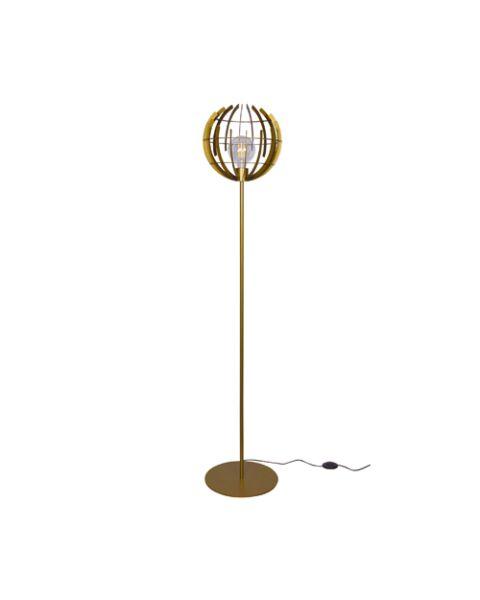 Vloerlamp Terra Goud