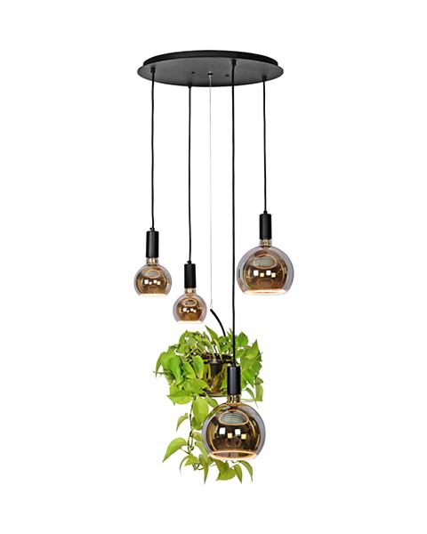 Plantenlamp Bryggen