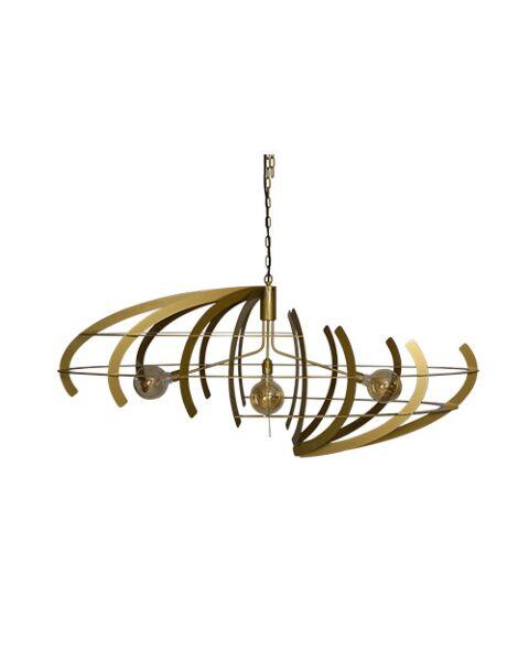 Hanglamp Terra 2408 Goud