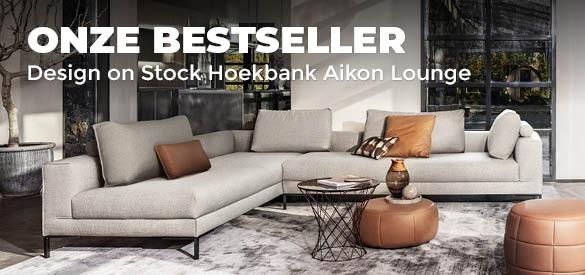 Bestseller Design on Stock Bank Aikon Lounge