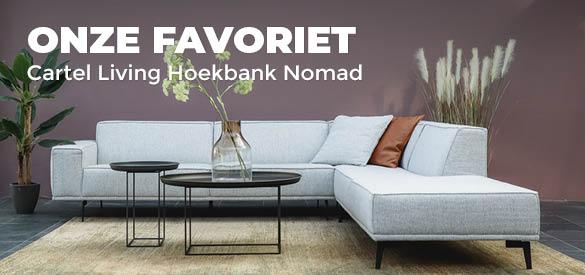 Favoriet Cartel Living Bank Nomad
