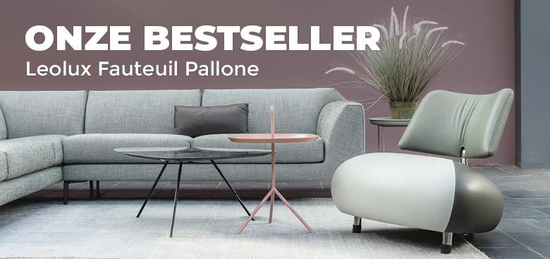 Design Primeur Fauteuil Anton van Leolux