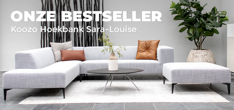 Bestseller bank Sara Louise Koozo