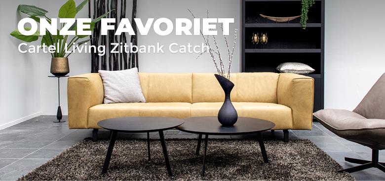 Favoriete bank Catch Cartel Living